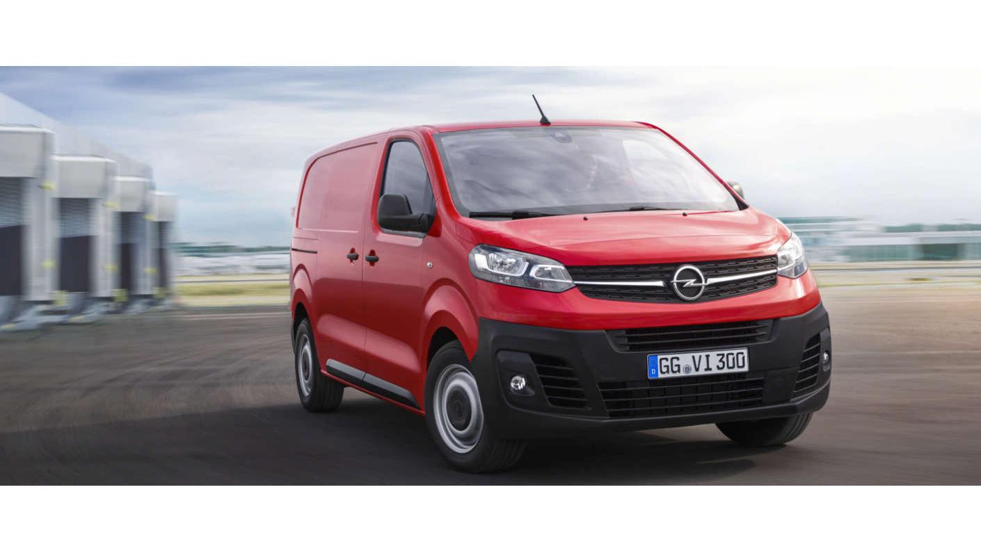 Новий комерційний фургон Opel Vivaro вже готовий працювати в Україні