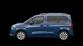 Opel Combo Life 1,6 л МКПП-5 Edition L1 2021 (виробництво від 01.10.2021)