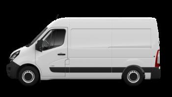 Opel Movano 2,3 л (125 к. с.) МКПП-6 F3500 L2H2 2020